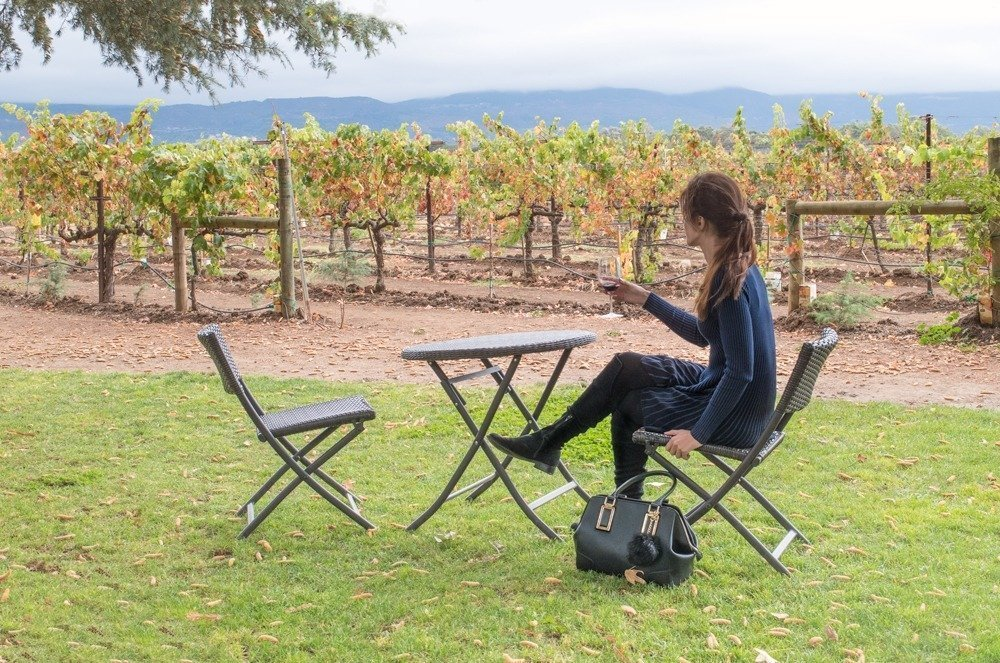 Wine Tasting In Napa Valley With Green Valley Tours